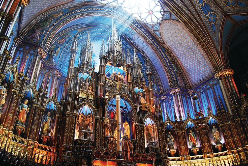 Montreal Notre-Dame Basilica