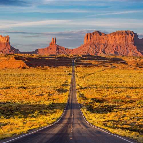 Epic road trips in the USA