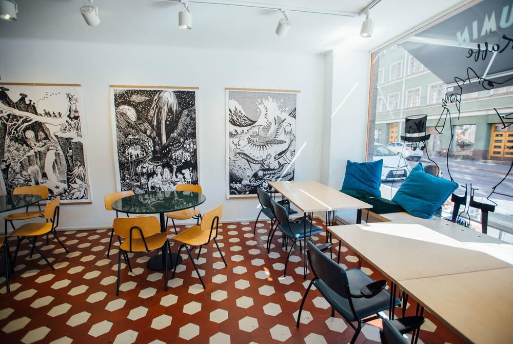 Moomin cafe (credit: Visit Finland)