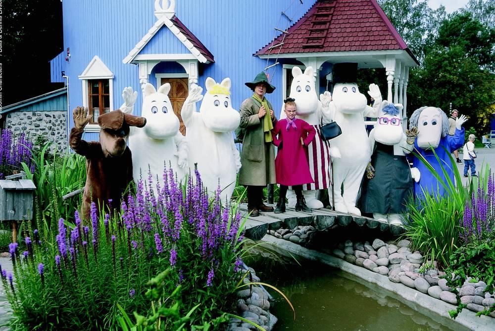 Moominworld (credit: Visit Finland)