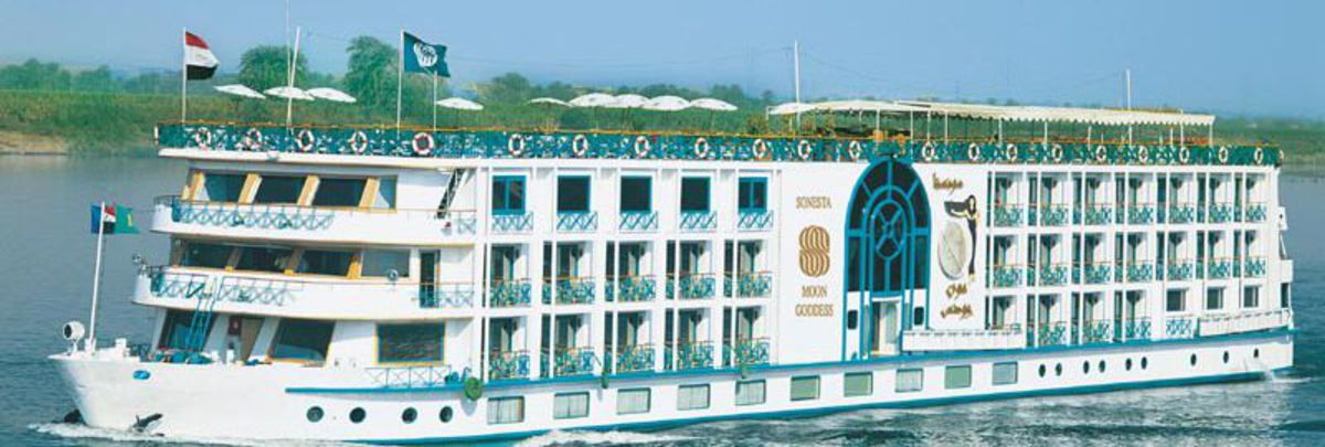 Itineraries Sonesta Nile Cruises The Luxury Cruise Company