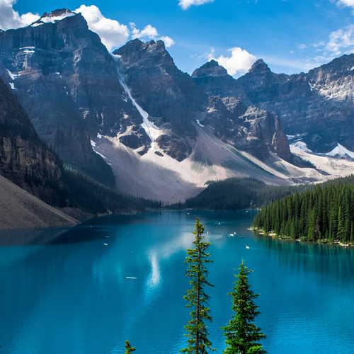 Road trip through Alberta, Canada