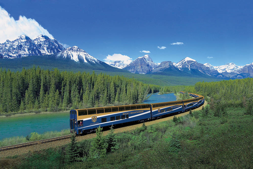 Morants Curve - Rocky Mountaineer