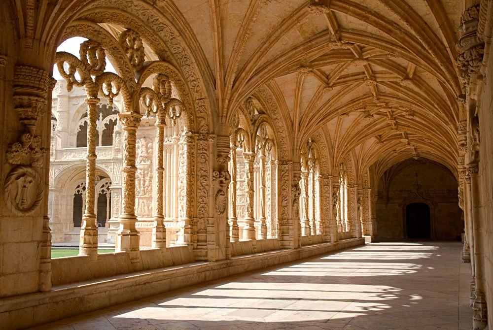 Mosteiro Dos Jeronimos, Lisbon, Portugal