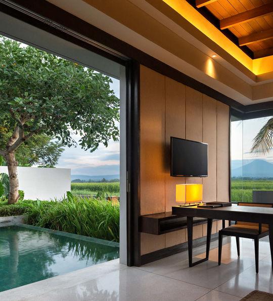Mountain Pool Villa, Soori, Bali