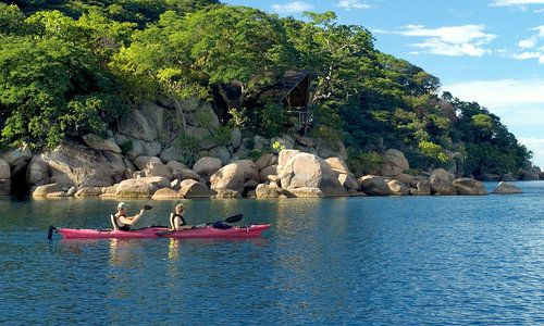 Mumbo Island Lodge, Lake Malawi National Park, Malawi