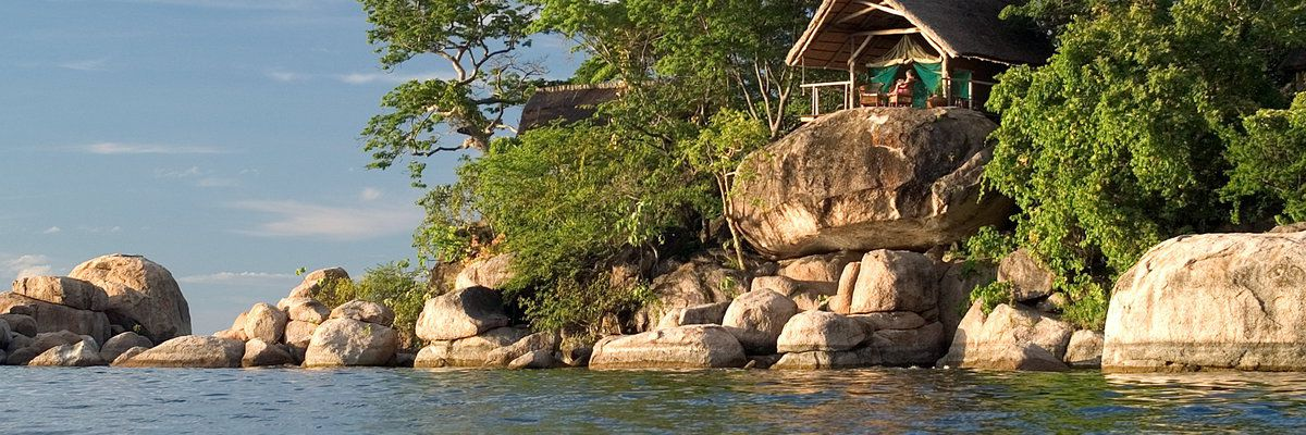 Mumbo Island Lodge, Lake Malawi National Park, Malawi