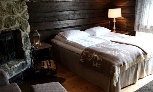 Muotkan Maja, Lapland, Finland
