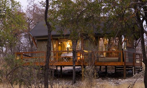 Mushara Outpost, Etosha National Park