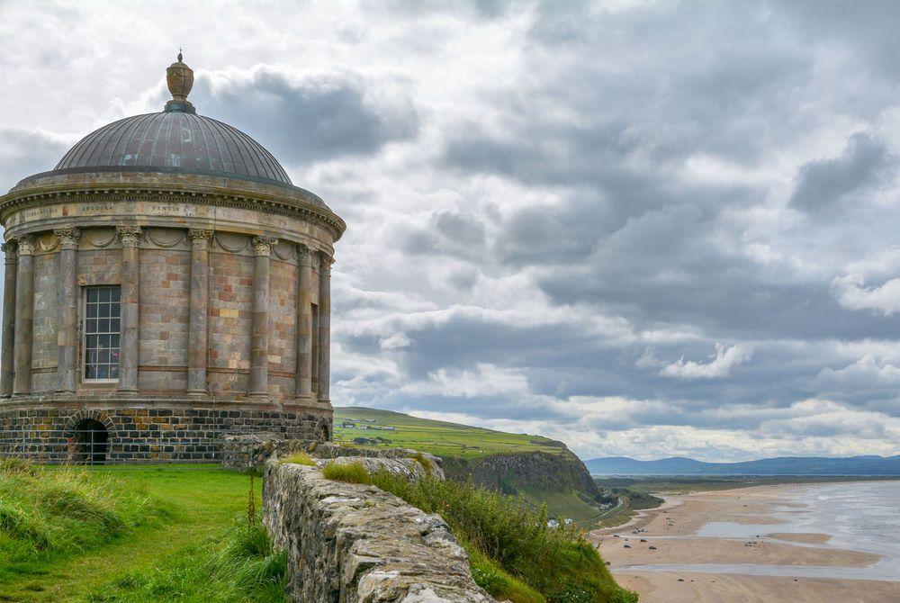 Mussenden Temple, Derry/Londonderry, Northern Ireland