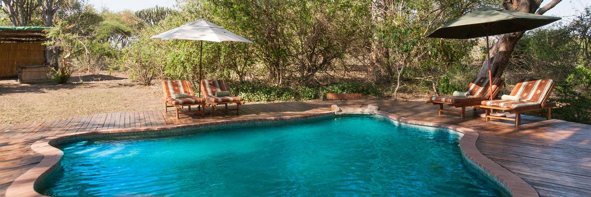 Mvuu Lodge, Liwonde National Park