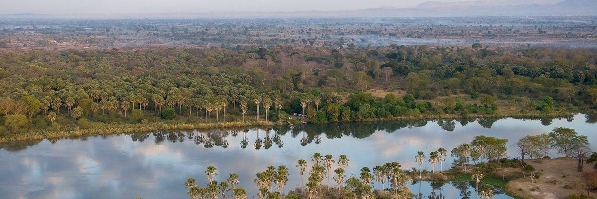 Lower Zambezi River, Zambia