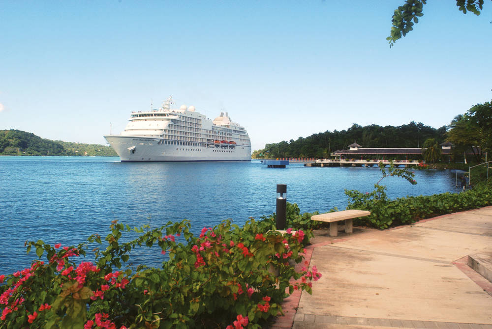Seven Seas Navigator, Caribbean