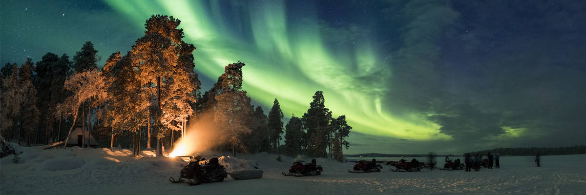 Nangu Wilderness Boutique Hotel, Finland