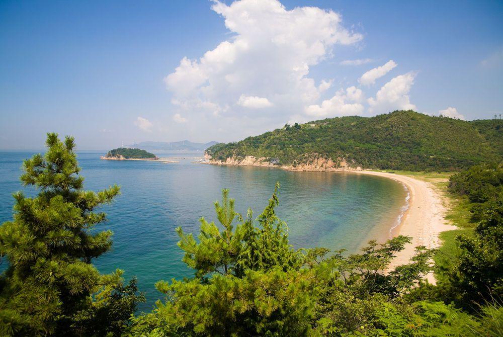 Naoshima Island, Kagawa, Japan
