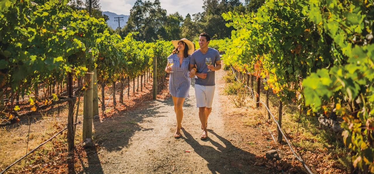 Luxury California Coast, Wine & Yosemite Road Trip