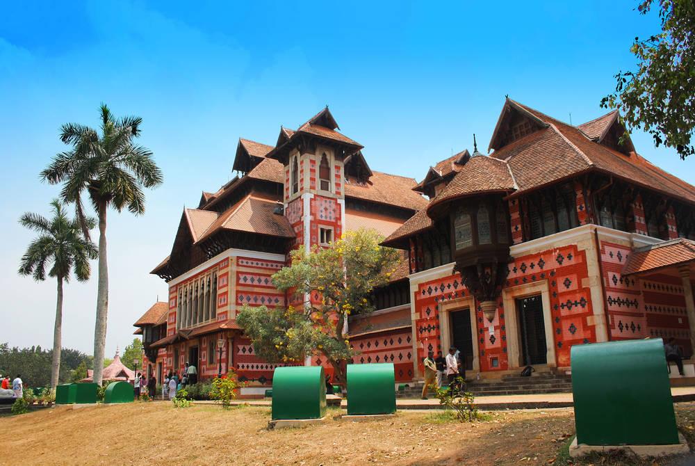 Napier Museum, Trivandrum, Kerala