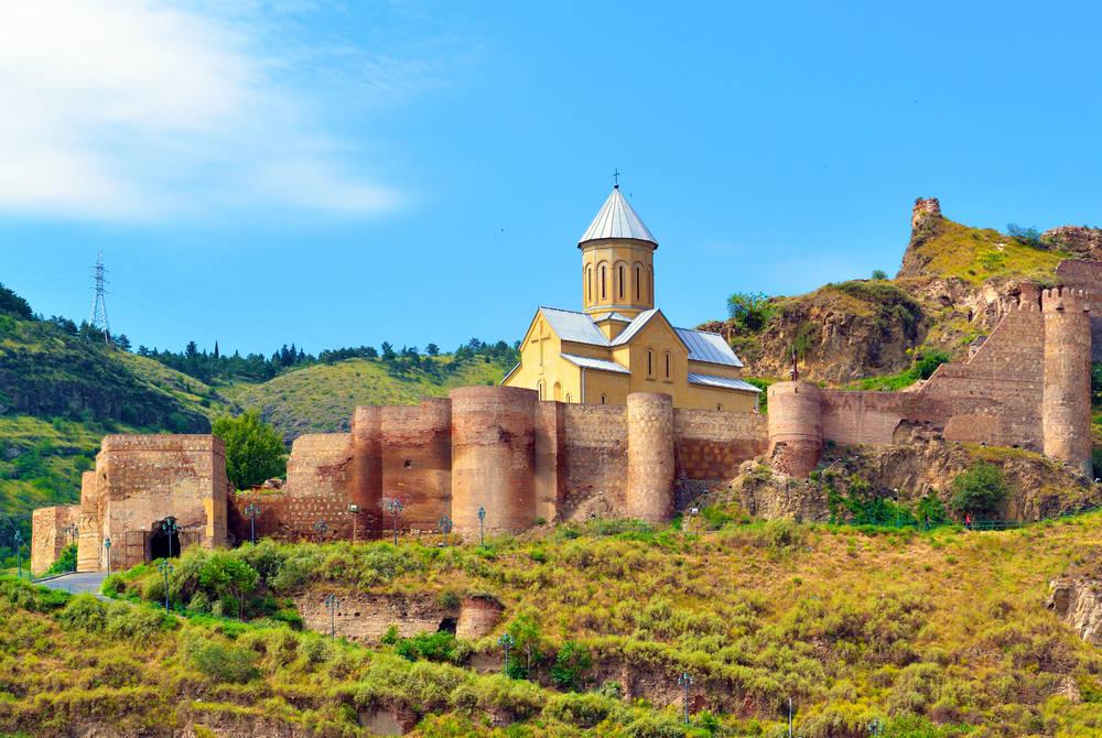 Narikala Fortress, Georgia