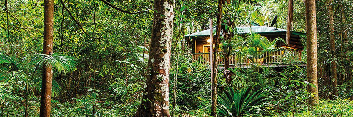 Narrows Escape Rainforest Retreat, Sunshine Coast