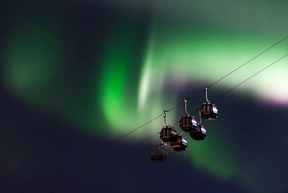 Narvikfjellet gondola, Narvik