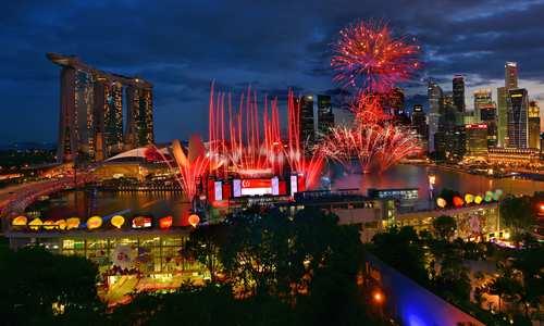National Day Parade, Singapore