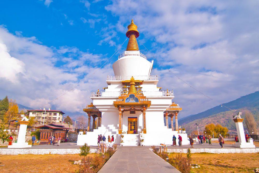 National Memorial, Chorten, Thimphu