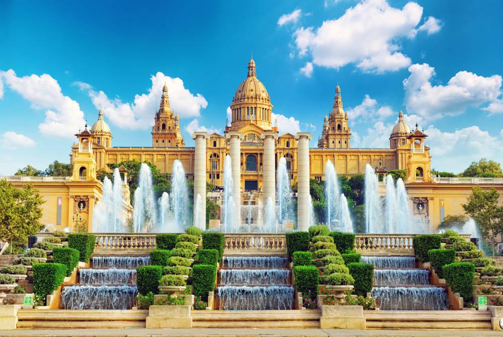 National Museum, Placa De Espanya, Barcelona