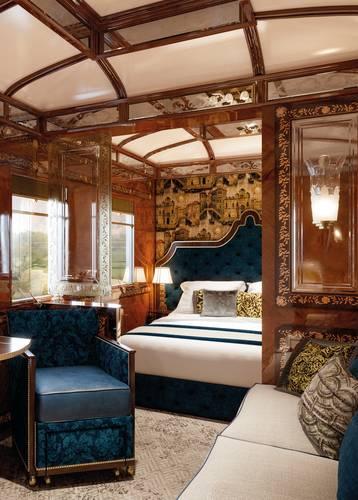 New Suite (Artist's Impression), Venice Simplon-Orient-Express