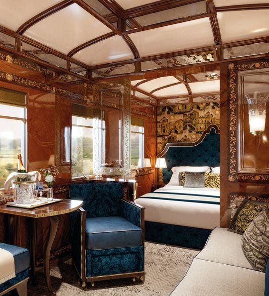 Venice Simplon-Orient Express, Italy