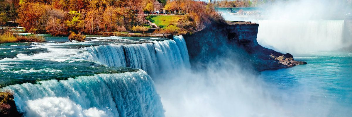 Niagara Falls, New York State