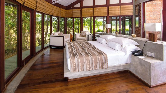 Nikaweva Villa Bedroom, Ulagalla by Uga, Anuradhapura