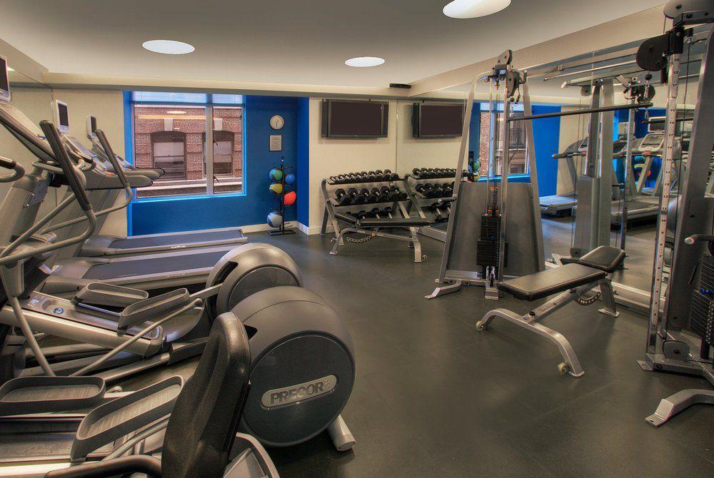 Nine Zero, gym facilities