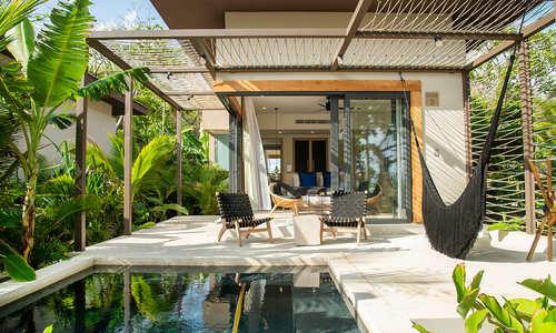 Ninta pool suite, Nantipa Hotel, Nicoya Peninsula, Costa Rica