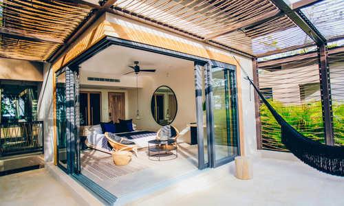 Ninta room, Nantipa Hotel, Nicoya Peninsula, Costa Rica