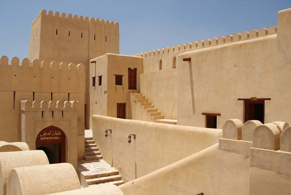 Nizwa Fortress, Oman