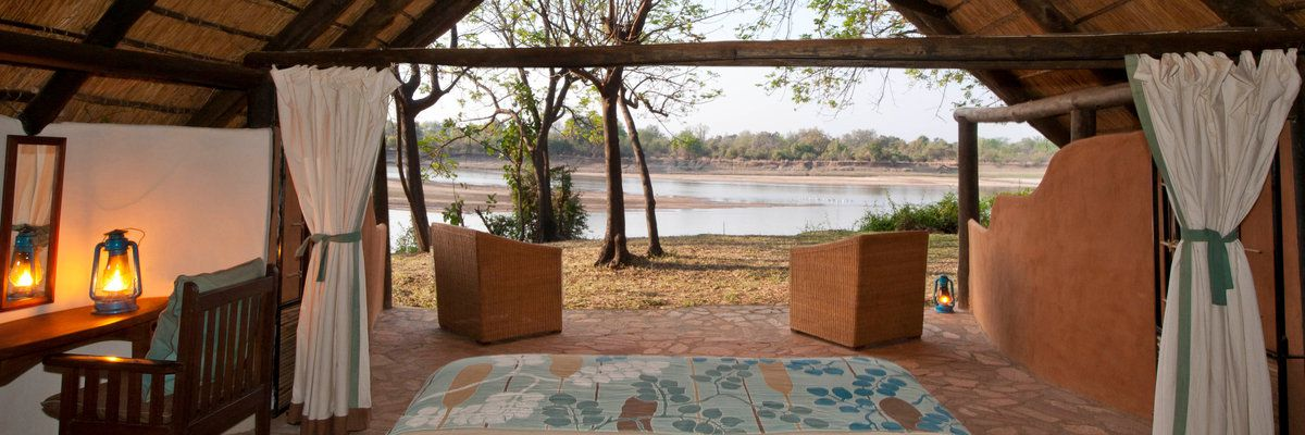 Nkwali Camp, South Luangwa National Park, Zambia