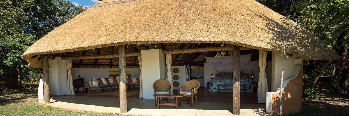 Nkwali Camp, South Luangwa National Park, Zambia