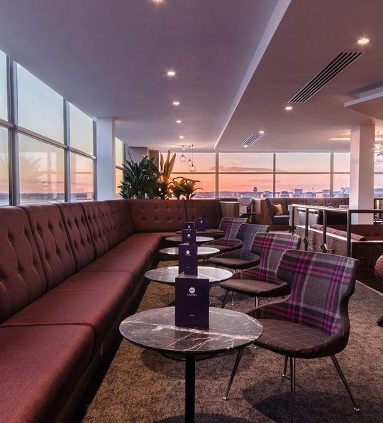 No 1 Lounge, Gatwick Airport South Terminal