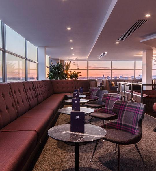 VIP airport lounge