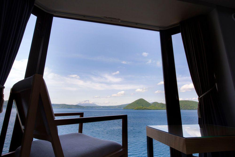 Nonokaze Resort, Lake Toya