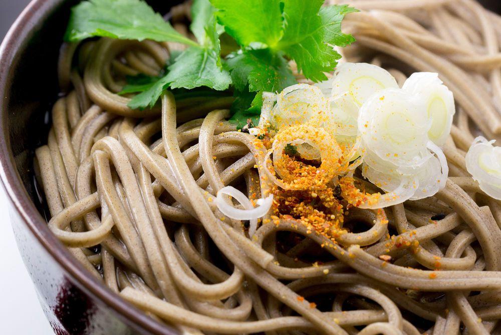 Noodles, Japan