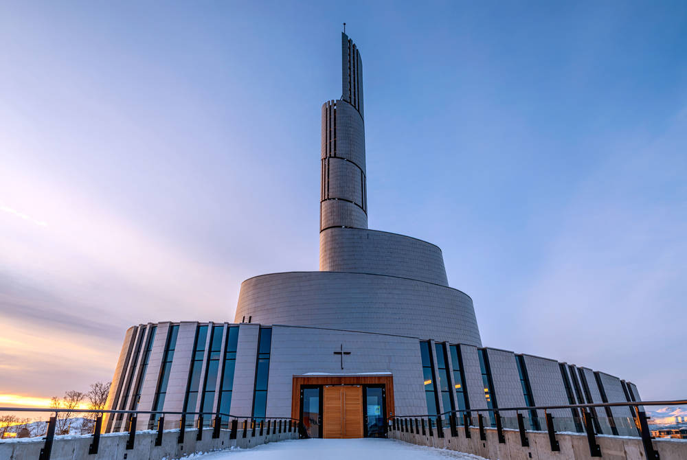 Northern Lights Cathedral, Alta