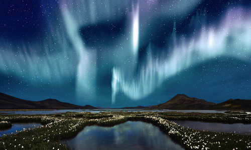 The best places to see the Northern Lights in Iceland