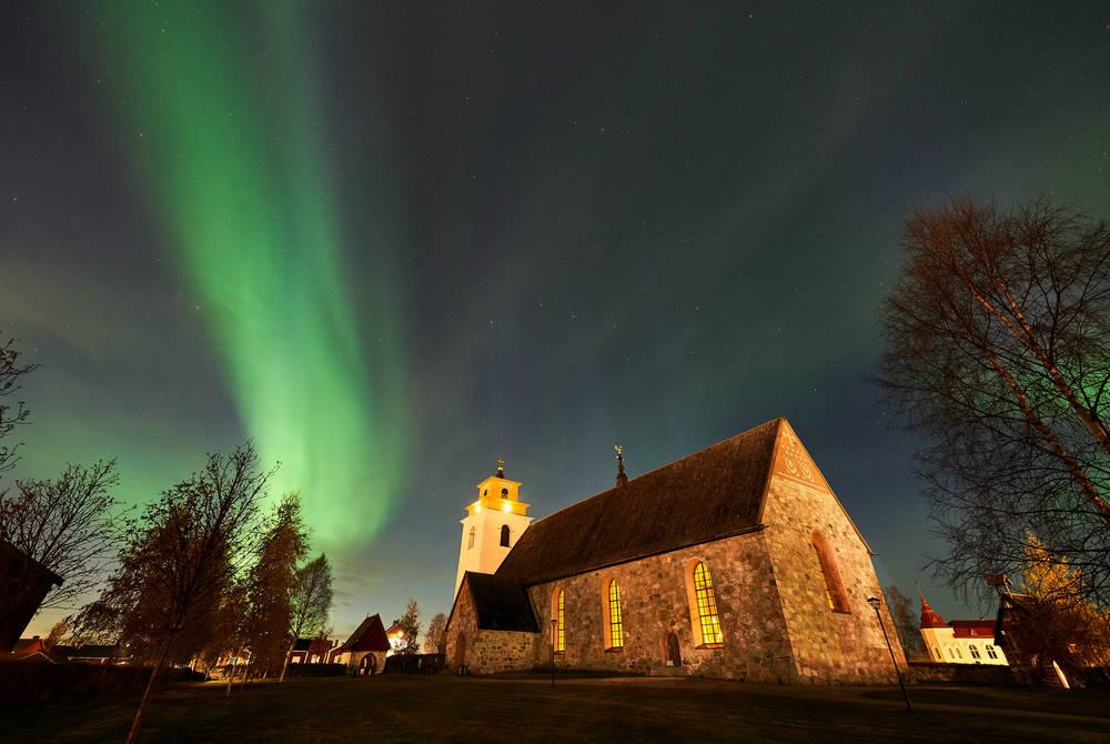Northern Lights, Luleå