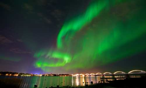 Northern Lights, Luleå