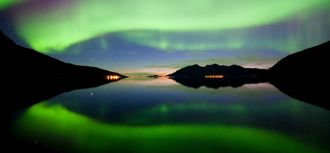 Northern Lights, Malangen, Norway