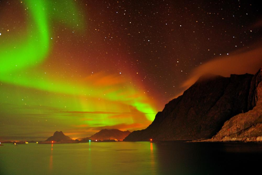 Northern Lights, Svolvær