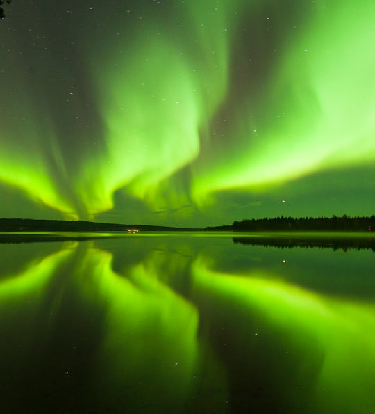 Northern Lights, Rovaniemi