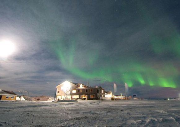 Northern Lights, Sel Hotel Myvatn, Iceland