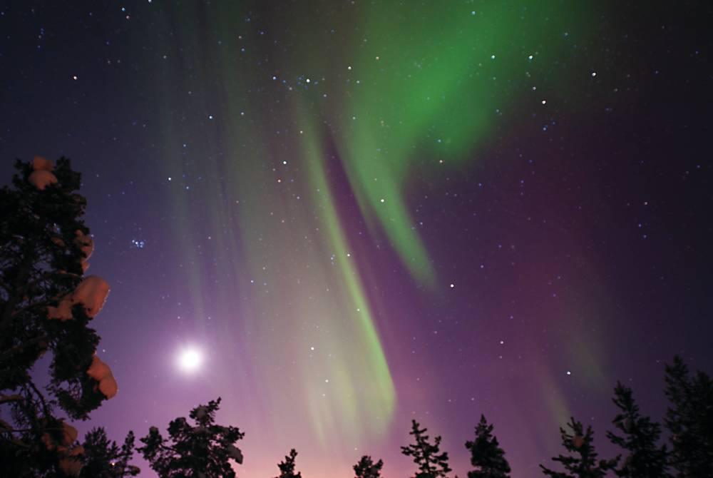 Northern Lights, Swedish Lapland